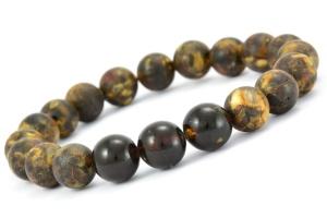 Amber Healing Bracelet for Men